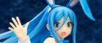 Takao d'Arpeggio of Blue Steel joue la Bunny chez Ques Q