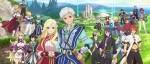 manga - Test du jeu vidéo Tales of the Rays