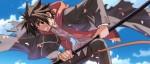 Anime - UQ Holder - Episode #5 - Magia Erebea, la magie des ténèbres