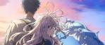 Le film Violet Evergarden dans les cinémas français la semaine prochaine