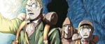 manga - Extrait - Voyage au centre de la Terre