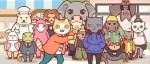 Anime - Working Buddies! - Episode #7 – À l'aquarium