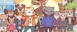 Anime - Working Buddies! Saison 2 - Episode #11 – Employés d'un karaoké !