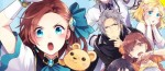 Le manga Otome Game annoncé par Delcourt / Tonkam