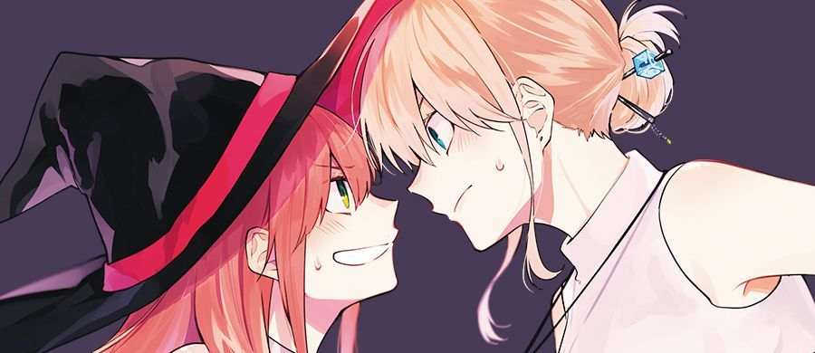 5 Seconds Before a Witch Falls in Love inaugure la collection yuri des éditions Meian