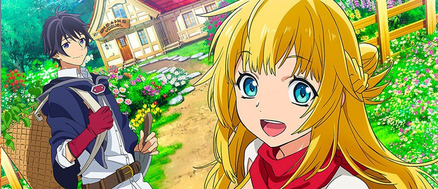 Wakanim diffusera en simulcast l'anime Banished From The Heroes' Party, 07 Septembre 2021