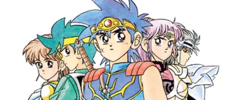 Le manga Dragon Quest – The Adventure of Daï bientôt de retour chez Delcourt/Tonkam, 23 Septembre 2021
