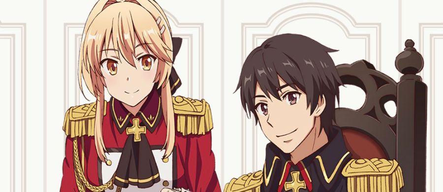 Anime - How a Realist Hero Rebuilt the Kingdom - Episode #4 : L'ambition a toujours faim