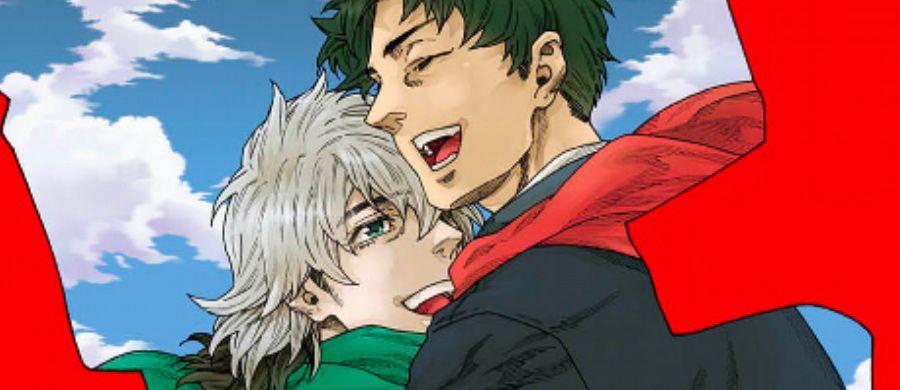 Le manga Jusqu'à ce que je te tue annoncé par Boy's Love