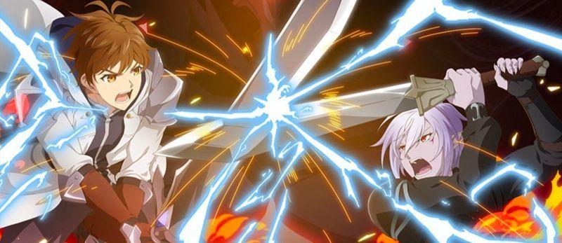L'anime King's Raid arrive sur Wakanim