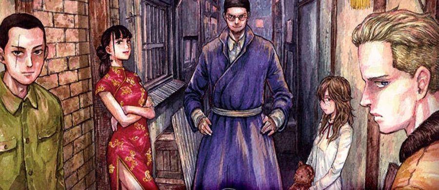 Les mangas Manchuria Opium Squad et Team Phoenix annoncés par Vega-Dupuis