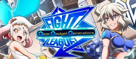 Fight League – Gear Gadget Generators en simulcast sur Crunchyroll