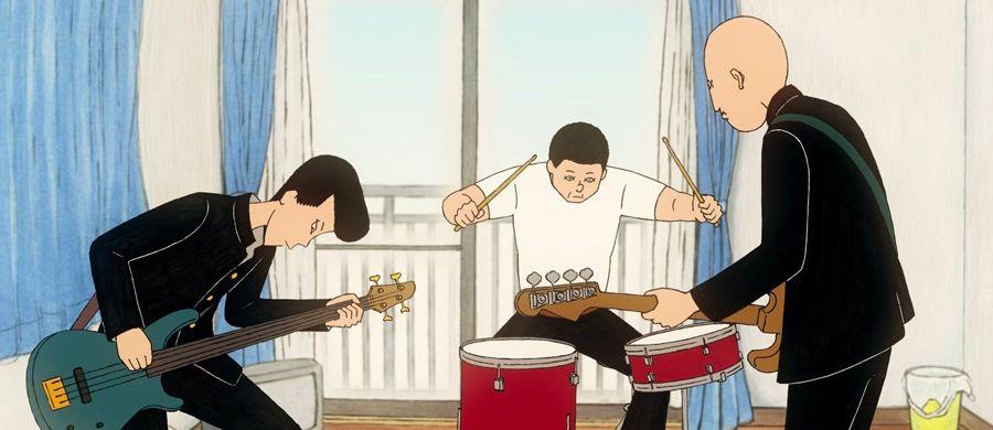 Le film d'animation On Gaku, Notre Rock daté en DVD & Blu-ray