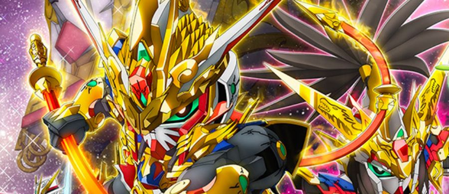 Anime - SD Gundam World Heroes - Episode #17 – L'honneur d'un chevalier