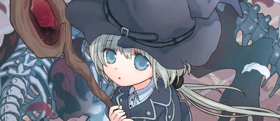 L'Enfant du Dragon fantôme s'installe chez Komikku