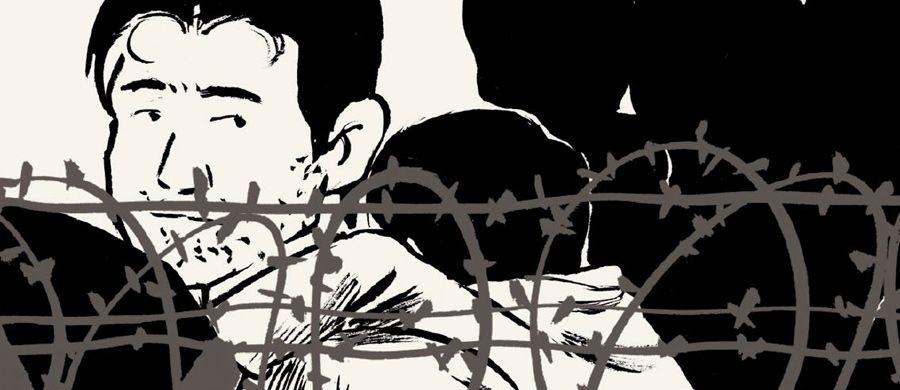 Keum Suk Gendry-Kim s'attaque de nouveau à l'histoire de la Corée avec L'attente
