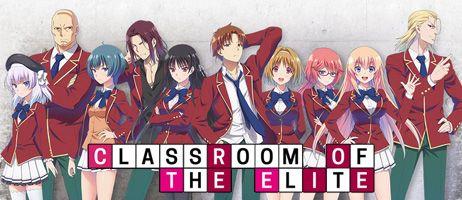 Classroom Of The Elite Serien Stream