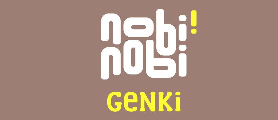 nobi nobi ! lance la collection Genki avec 3 nouveaux titres dont 1 très attendu