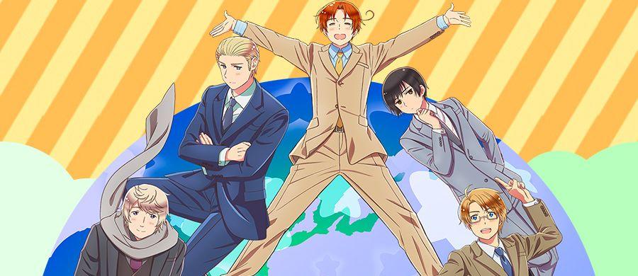 Anime - Hetalia World Stars - Episode #OAV #2