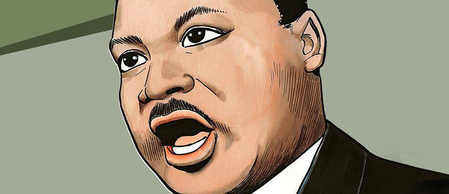 Le célèbre Martin Luther King bientôt chez nobi nobi!