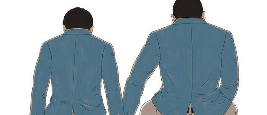 manga - Aperçu du manga Mes yeux rivés sur toi chez Akata
