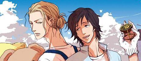 Taifu annonce ses manga yaoi d'août