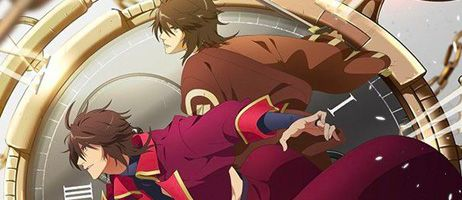L'anime Bakumatsu en simulcast sur ADN