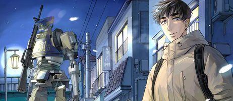 manga - Une nouvelle série pour l'auteur du Couvent des damnées
