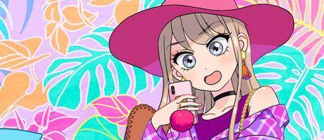 Les animes Gal & Dino et Tamayomi  en simulcast sur Wakanim