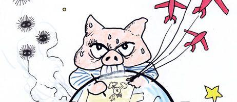 manga - Un ouvrage sur Hayao Miyazaki aux éditions L'Harmattan