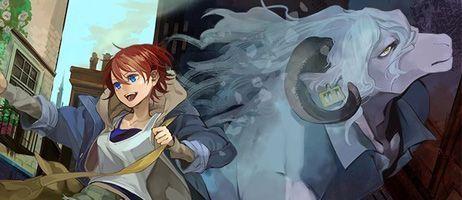 Lyla et la bête qui voulait mourir arrivent chez Ki-oon