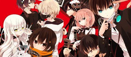 manga - Le manga Naka no Hito Genome [Jikkyouchû] adapté en anime