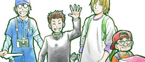 Akata annonce le manga Sans aller à l'école, je me suis fait des amis !