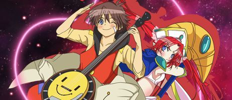 The Irresponsible Galaxy Tylor en simulcast sur Crunchyroll