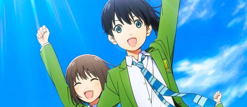 Anime – Farewell, My Dear Cramer – Episode #3 – La Porte de l'enfer, 25 Avril 2021