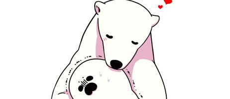 Polar Bear in Love à paraitre chez Soleil Manga