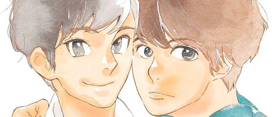 Comme un adieu, un nouveau manga de Takako Shimura chez Akata