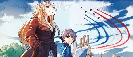 Komikku nous annonce un des spin-off de la série The Ancient Magus Bride !
