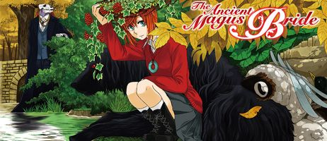 Le 2e fanbook de The Ancient Magus Bride annoncé par Komikku