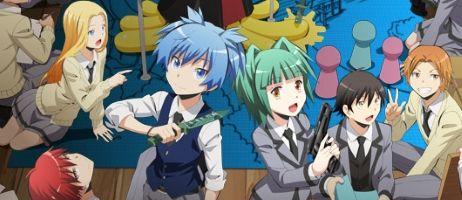 La saison 2 d'Assassination Classroom arrive en DVD et Blu-ray chez Kana Home Vidéo