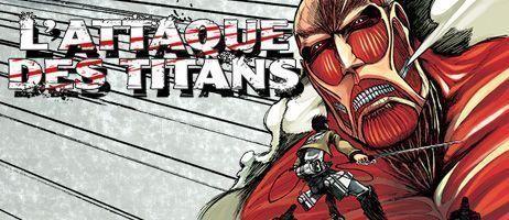Nouvelle édition limitée pour le manga L'attaque des Titans
