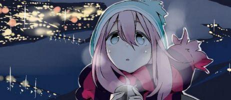 Les héroïnes du manga Au grand air (Yuru Camp) camperont chez nobi nobi !