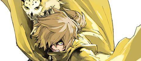 Ayanashi, nouveau manga de dark fantasy de Glénat