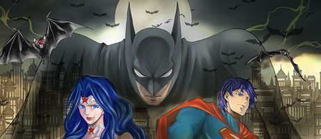 Le manga Batman & Justice League débarque en force chez Kana
