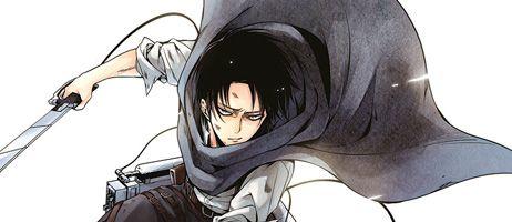 Le manga L'Attaque des Titans - Birth of Livaï revient chez Pika en couleur