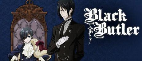 Un coffret collector au format A4 pour l'intégrale de l'anime Black Butler chez Kana