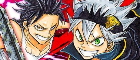 Le spin-off de Black Clover annoncé par Kaze Manga
