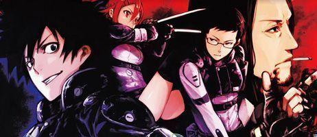 Black Torch, nouveau manga d'action des éditions Ki-oon