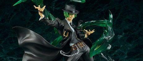 manga - Hazama en figurine chez Broccoli