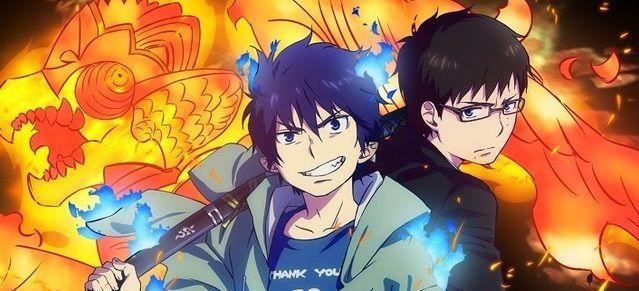 L'animé Blue Exorcist Kyoto Saga en simulcast sur ADN et Wakanim
